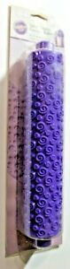 Wilton Spiral Fondant Roller Rolling Pin Cake Decorating Discontinued