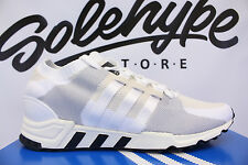 ADIDAS EQT SUPPORT RF PK OFF WHITE CORE BLACK PRIMEKNIT BA7507 SZ 8.5