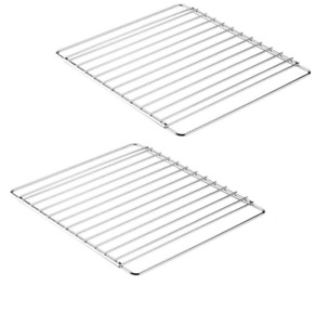 2 X UNIVERSAL BOSCH Adjustable Cooker OVEN GRILL SHELF Extendable to 550mm