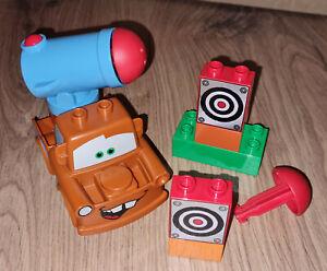 Lego Duplo Disney Cars - Agent Mater - 5817 - Lightning Mcqueen