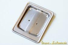 VESPA Nummernschild Halter - 130x105mm - V50 / Special - Nummernschildhalter