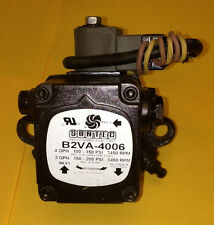SUNTEC  Two Stage Pump B2VA-4006 with Solenoid Beckett Wayne Oil Burner Burners