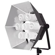 Tageslicht Set Daylight 450//450 Boden-Fotolampen 3in1 Studioleuchten