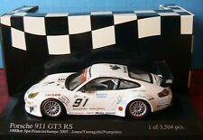 PORSCHE 911 GT3 RS #91 1000 KM SPA 2005 JONES YAMAGISHI POMPIDOU MINICHAMPS 1/43