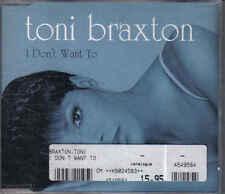 Toni Braxton- i dont Want To cd maxi single