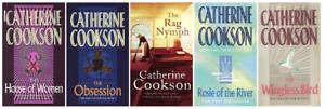 CATHERINE COOKSON 5 BOOK SET VERY GOOD