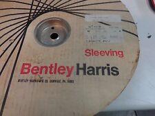 Bentley Harris 800653-9 Sleeving 1/4 Black VW-1 1000FT BH Spec # 6749003
