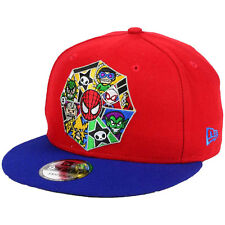 new style 86f90 1d000 Tokidoki Marvel New Era Spider-Man Spidey Character Web 9Fifty Snapback Cap  Hat