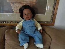 LEE MIDDLETON Doll Madame Alexander Reva African American Baby Dark Skin