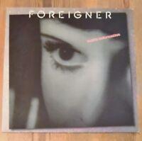 Foreigner - Inside Information Vinyl LP Album Gate 33rpm 1987  Atlantic – WX 14