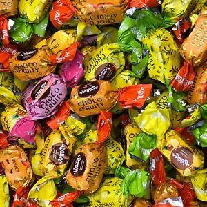 WAWEL CHOCOLATE JELLIES * CHOCO & FRUITY * REAL FRUIT JUICES * CONTINENTAL POLIS