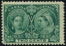 CANADA - 1897 QV 2c 'DEEP GREEN' MNH SG125 Cv £26 [A7844]