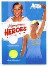 "MARIA SHARAPOVA ANNA KOURNIKOVA ""HOMETOWN HEROES JERSEY CARD"" ACE HEROES/LEGENDS"
