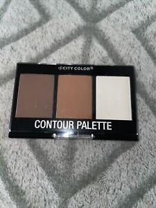 City Color Contour Effect Palette Contour - Bronze - Highlight