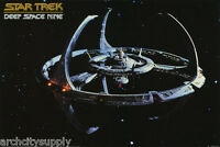 POSTER :SCIENCE FICTION : TV : STAR TREK - DEEP SPACE 9 -  #PTW711 RP75 G