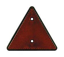 Dreieck - Rückstrahler   ROT schraubbar  10131 HP Anhämger Trecker PKW LKW *