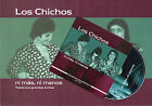 "LOS CHICHOS ""NI MAS NI MENOS"" RARE SPANISH PROMO CD SINGLE+PRESS SHEET / JEROS"
