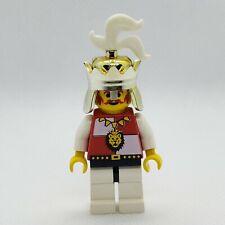 LEGO Minifigure Royal Knights King 6044 Minifigure