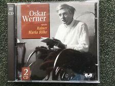 Oskar Werner spricht Rainer Maria Rilke, 2 CD's