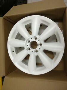 36109804375 Cerchio in metallo leggero bianco -ORIGINALE- MINI R60, R61