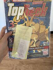 Top Deck Magazine Vol 2 Issue 4 April 2000 Pokémon Legend