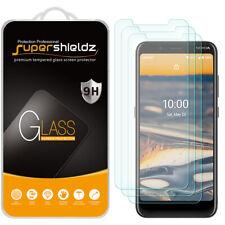 3X Supershieldz Tempered Glass Screen Protector for Nokia C2 Tava / C2 Tennen