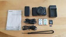 Sony Cyber-shot DSC-RX100 20.2 MP Digital Pocket Camera 3.6X Zoom w/ 32GB SD