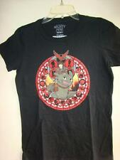 How To Train Your Dragon W/Toothless & Hiccup Bk T-Shirt Jr Ladies M New Last 1