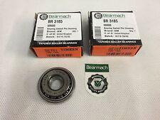 OEM Land Rover Defender Lower Bearing Swivel Pin Housing 606666 / BR3185 x 2