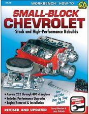 Rebuild Small Block Chevy 262 265 267 283 305 327 350 400 In Color