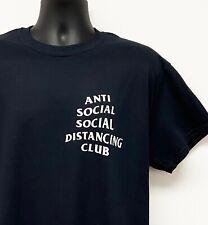 ANTI SOCIAL CLUB T SHIRT assc black astroworld supreme travis scott concert tour