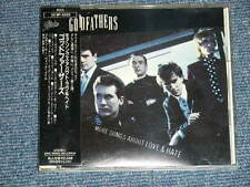 Godfathers Japan 1989 Nm Cd+Obi More Songs About Love & Hate