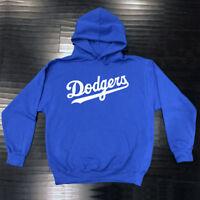 Los Angeles Dodgers Hooded Sweat Shirt Cotton Hoodie Adult Sweatshirt Men LA LAD
