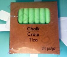 Mint Green Colored Chalk Seafoam Colored Chalk New Party Favor Designer Color