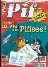 """*** PIF GADGET N°1 DE 2004 """" LES PIFISES"""" , NEUF SOUS BLISTER + GADGET ***"""