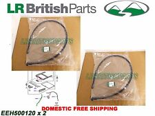 LAND ROVER SUNROOF WATER DRAIN FRONT TUBE SPORT 05-13 SET OEM NEW EEH500120