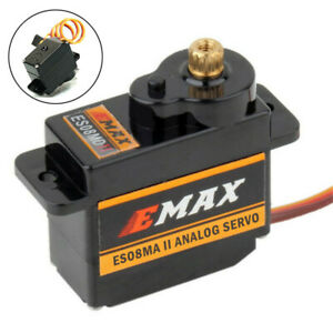 SCX-24 DEADBOLT Upgrade Axial Gear Micro Servo for RC Helicopter Airplane Boat