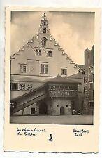 F 292 - Lindau, Rathaus Photohaus W. Späth, 1935 gelaufen