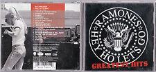 CD 20T RAMONES GREATEST HITS HEY HO LET'S GO BEST OF 2006 RHINO TBE
