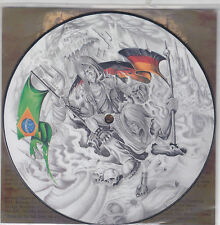 "WITCHBURNER /  BYWAR – Thrashing Booze Brothers Vol. 1 7"" picture disc"