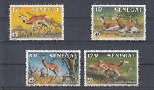 Senegal  875 - 78  WWF  Gazellen   **  (mnh)