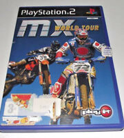 MX World Tour PS2 PAL *Complete* Dirt Bikes