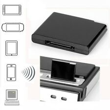 NEW 30 Pin Bluetooth Audio Music Receiver for iPod iPhone Speaker Dock