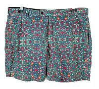 Venroy Sydney Mens Board Shorts Swim Shorts Trunks Size 36 Paisley Good Conditio