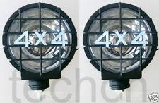 """2 X Phares Longue Portée Diam 16cm 7"""" 4X4 Quad Robuste"""