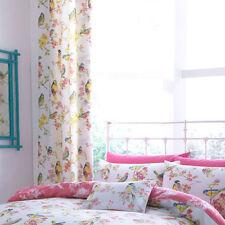 Cotton Blend Pictorial Curtains & Pelmets