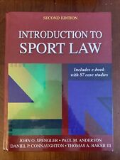 Introduction to Sport Law by Paul Anderson, John O. Spengler, Daniel P.
