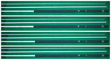4 Each, New Denali Pryme Series 16' Trolling Rods P1921Tr, Crappie Pole 3Pc