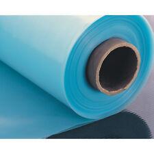 Vapour Barrier Polythene Foil - Blue plastic sheet  - 2m x 25m - 200 [Mu]