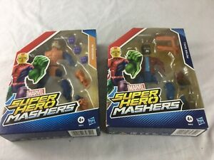 Marvel Hero Mashers Star Lord Peter Quill or Hobgoblin Toy Figure
